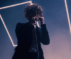 the 1975, music, and matty healy image