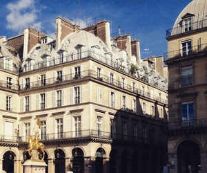 architecture, paris, and home image