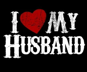 husband and love image
