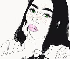 art, digital art, and draw image