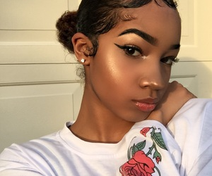 beauty and highlight image