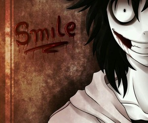 jeff the killer and smile image