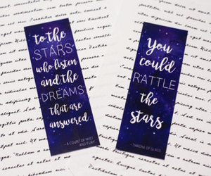 bibliophile, bookmark, and etsy image