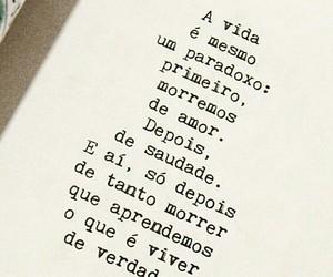 saudade, vida, and viver image