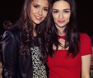 celebrity, Nina Dobrev, and the vampire diaries image