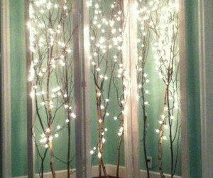 light, diy, and decoration image