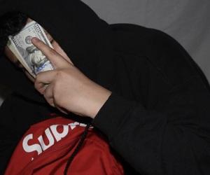 money and supreme image