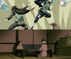 anime, naruto, and konoha image