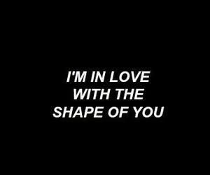 ed sheeran, shape of you, and grunge image