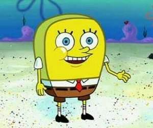 spongebob, normal, and funny image