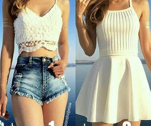 cute oufits and sexy vs sweet image