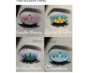 disney and makeup image