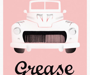 50s, broadway, and grease image