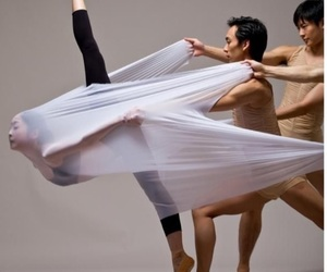 ballet and contemporary dance image