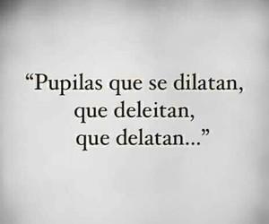 frases, púpilas, and deleite image