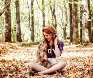 autumn, fall, and otoño image