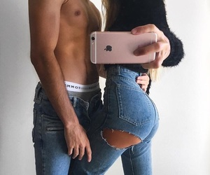 aesthetic, couple, and goals image