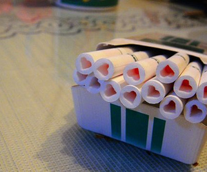cigarette, photography, and cute image