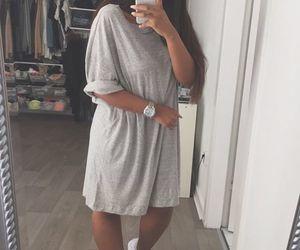 fashion and tshirt dress image