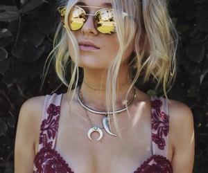 coachella, woman, and instagram image