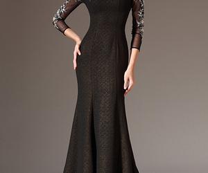 dresses, evening dresses, and fashion image