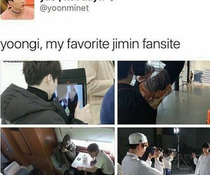 yoonmin, funny, and kpop image
