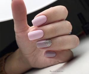 fashion, girls, and manicure image
