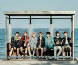 bts and wallpaper image