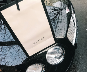 gucci, luxury, and car image