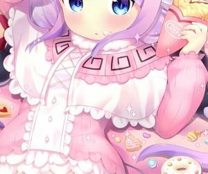 art girl, baby doll, and illustration girl image