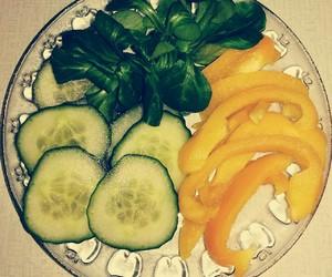 bio, cucumber, and food image