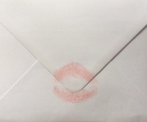 kiss, Letter, and aesthetic image