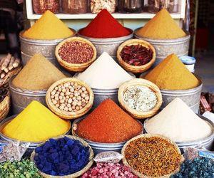 morocco and food image