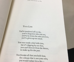 aesthetics, Lang Leav, and poems image