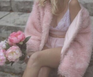 goals, pink, and tumblr girl image