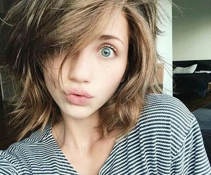 girl, emily rudd, and beauty image
