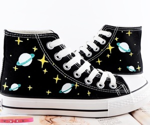 beauty, converse, and shoes image