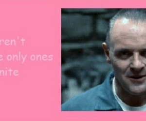 valentinesday, hannibal lecter, and silence of the lambs image