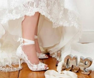 marriage and shoes image