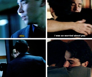 oliver, season 3, and connor walsh image