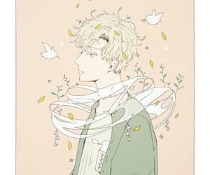 art, boy, and anime boy image