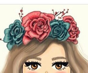 drawings, wallpapers, and beautifulgirl+ image