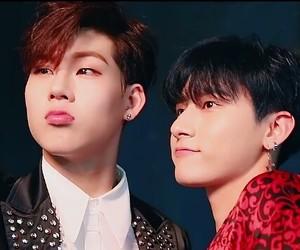 i.m, jooheon, and monsta x image