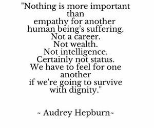 quotes and audrey hepburn image