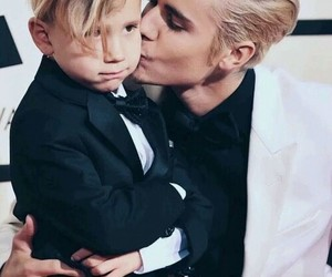 justin bieber, brothers, and grammys image