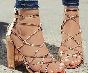 amazing, sandals, and beautiful image