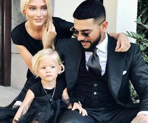 black, family, and couple image