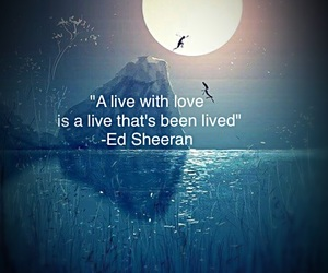 divide, live, and ed sheeran image