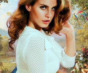 paradise and lana del rey image