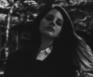 b&w, lana, and ldr image